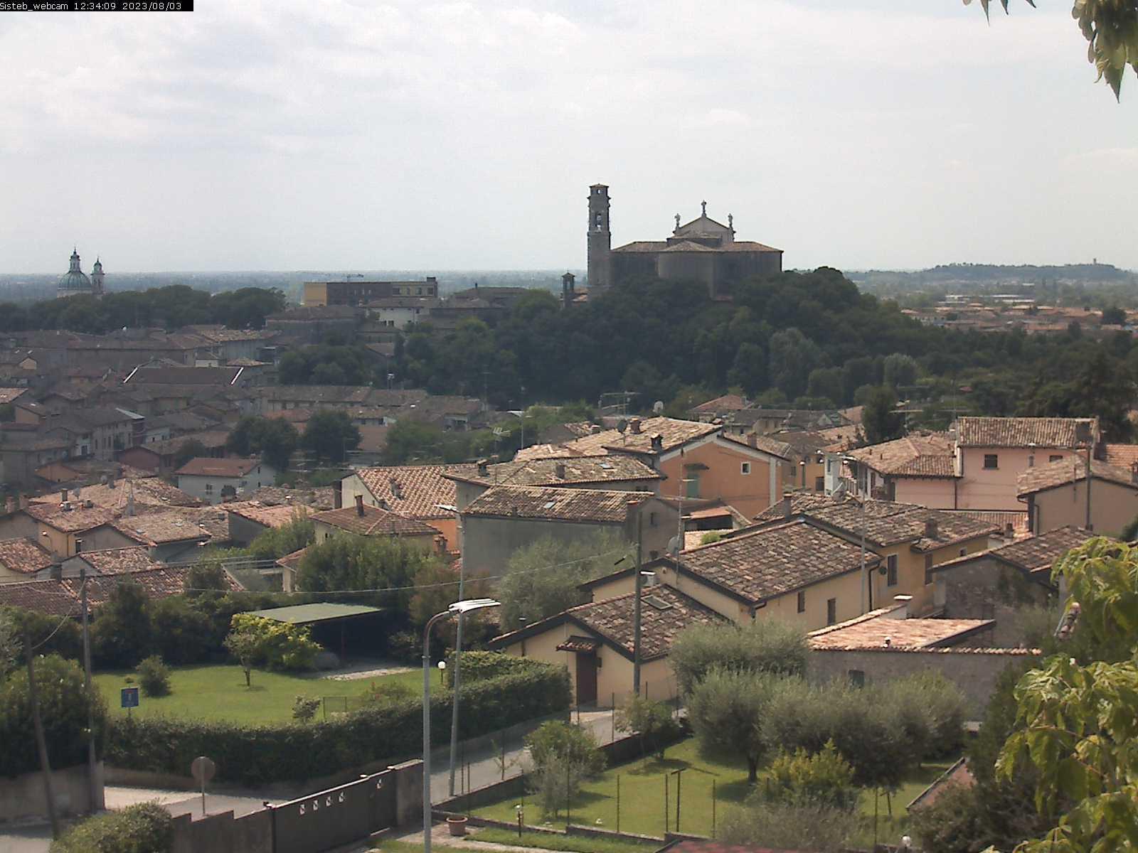 Webcam Mantova
